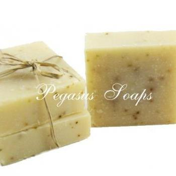 Rosemary and Thyme Handmade Soap. Vegan Friendly